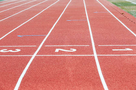 runway for track and field
