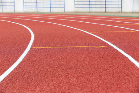 Beautiful runway, in track and field