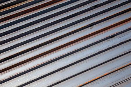 many triangular steel is put together 版權商用圖片 - 141669066