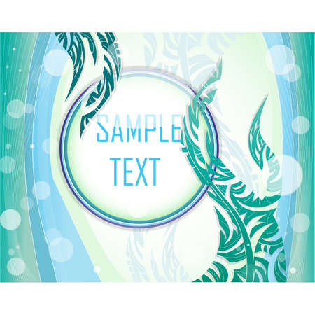 Vector illustration with layout. Illustration 10 version Stock Vector - 18095246