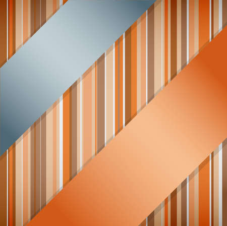 Background with ribbons. Illustration 10 version Vector
