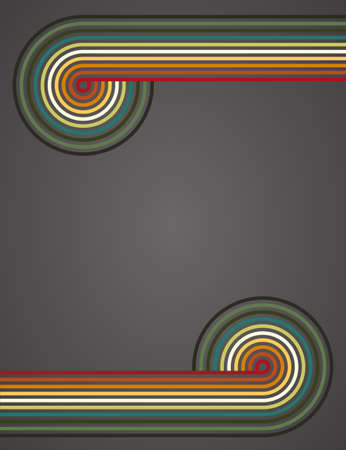 Abstract colorful background. Illustration 10 version. Illustration