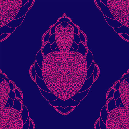Abstract seamless background. Illustration 10 version Illustration