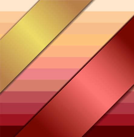 Background with ribbons. Illustration 10 version Illustration