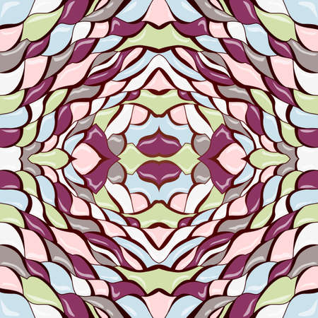 Abstract colorful pattern design Imagens - 100486459