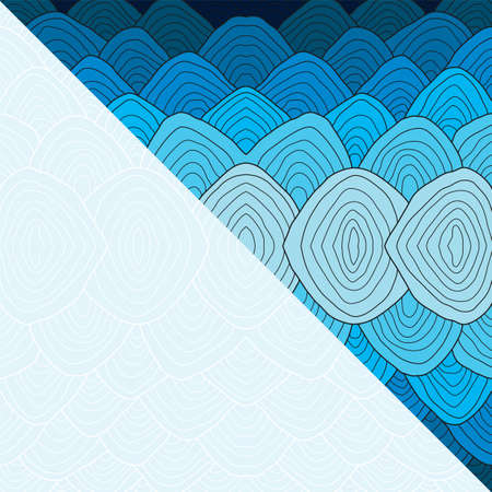 Abstract ornamental background. Illustration 10 version