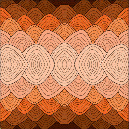 Abstract ornamental background. Illustration 10 version Imagens - 133799370