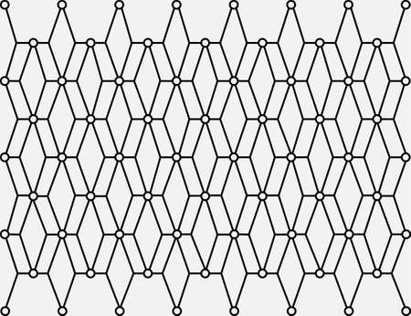 Geometric background. Illustration 10 version