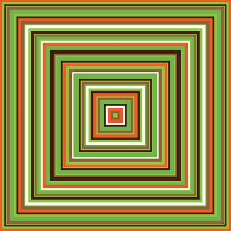 Colorful squares background. Illustration 10 version Ilustração