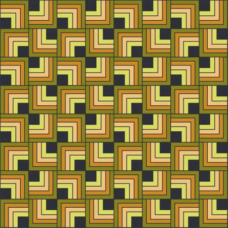 Geometric colorful background. Illustration 10 version Ilustração