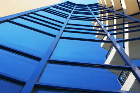 Photos buildings of glass, skyrocketing