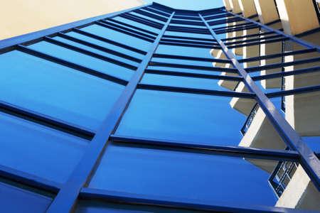 Photos des bâtiments de verre, la montée en flèche Banque d'images - 45228582