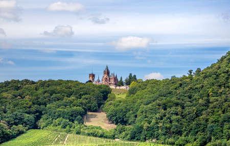 Drachenburg Koenigswinter Siebengebirge Landscape Germany travel tip