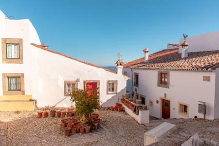 Picturesque Medieval Village Marvao in Alentejo Portugal Travel Europe
