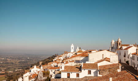 Medieval Village Monsaraz in Alentejo Portugal Travel Europe
