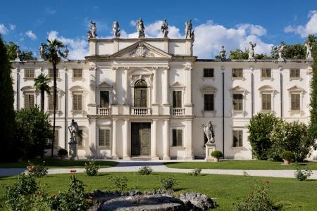 neoclassic: Verona, Italy, Villa Veneta di Novare, Neoclassic - Roccoco?, Italian Architecture, Art History