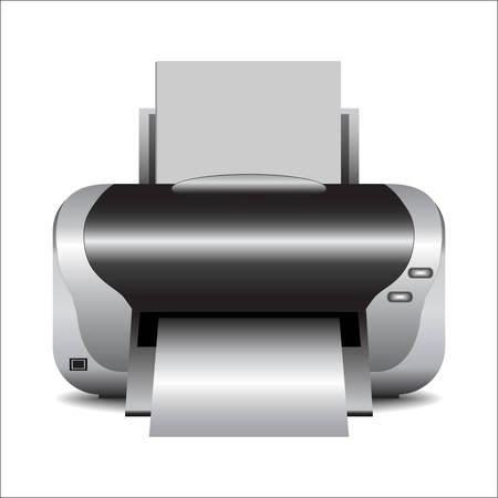 Printer vector Vector