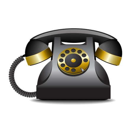 telephone: Vector de tel�fono  Vectores