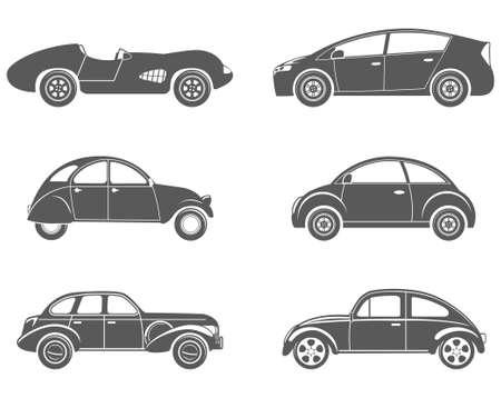 hatchback: Car Silhouettes