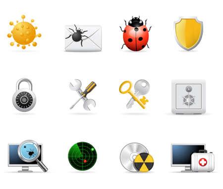 cd case: Parte de iconos de seguridad 2