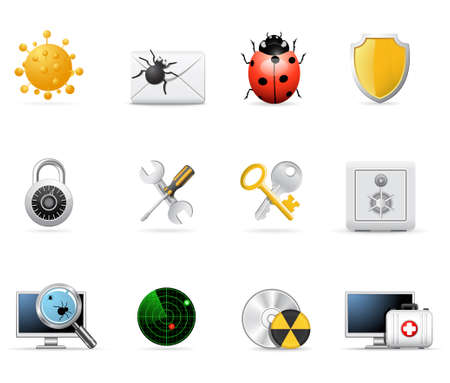 wares: Security icons part 2