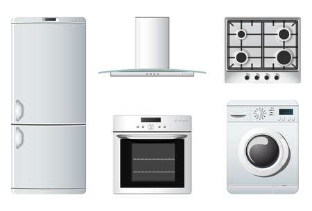 Les appareils domestiques   cuisine