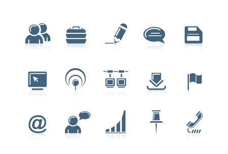piccolo: Web and internet icons 2   Piccolo series