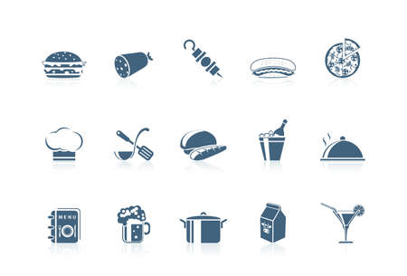 comestible: Food icons | piccolo series, part 1