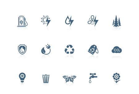 piccolo: Ecology icons   piccolo series