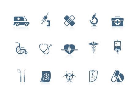 iconos medicos: Iconos de m�dicos | serie piccolo