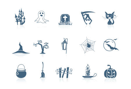 piccolo: Halloween icons   piccolo series