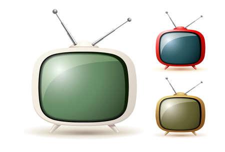Lindo televisión vieja