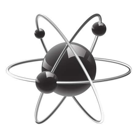 Atom Stock Vector - 8248567