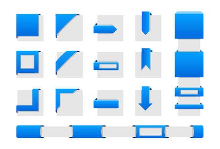 scrollbar: Web wrap corners