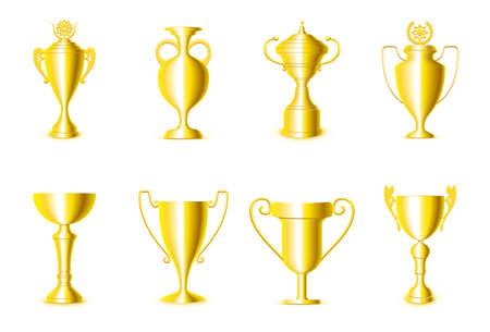 1 place: Premio tazas