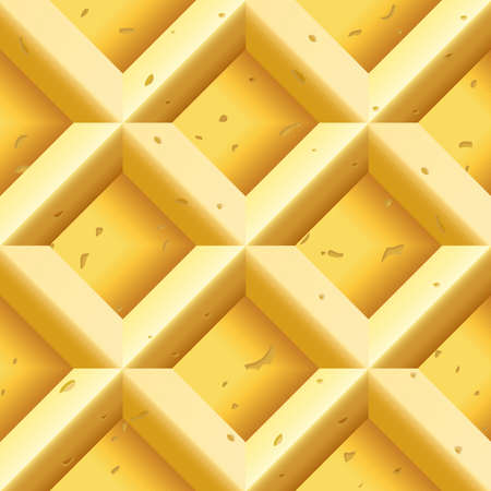 Waffles seamless texture