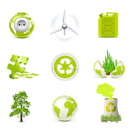 Environmental icons | Bella series part 3 Vector