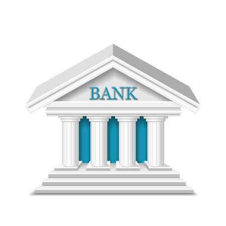 bank building: Bank