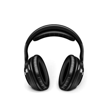 audifonos: Auriculares Vectores
