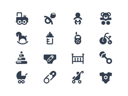 bebes: Iconos del beb?