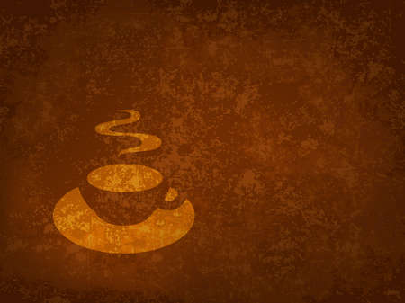 Bacground coffee texture
