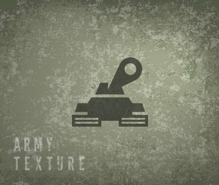 military tank: Panzer symbol