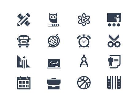 buho graduacion: La educaci�n y la escuela los iconos