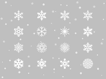 雪ベクトル