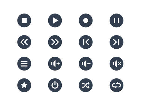 rec: Multimedia buttons