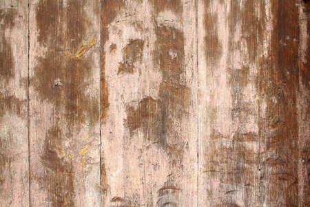 Old brown wooden door as antique background closeup Stock Photo - 17361739