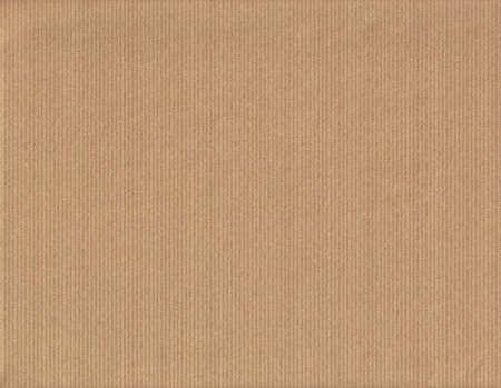 paper packing: Papel de embalaje marr�n como fondo, de cerca