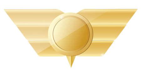 golden: Golden sign