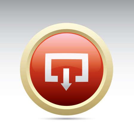 exit icon: Exit icon.