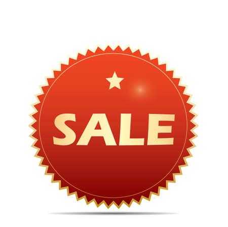 sale sticker